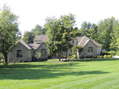 outside - Monogram Homes - Hebron Ohio and Westerville Ohio