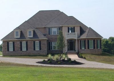 exterior - Monogram Homes - Hebron Ohio and Westerville Ohio