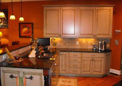 kitchen design - Monogram Homes - Hebron Ohio and Westerville Ohio