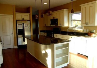 kitchen remodeling - Monogram Homes - Hebron Ohio and Westerville Ohio