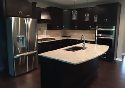 Image of Kitchen 19 - Monogram Homes - Hebron Ohio and Westerville Ohio