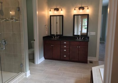 Image of Bathroom 28 - Monogram Homes - Hebron Ohio and Westerville Ohio