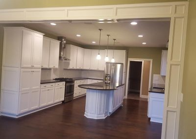 Image of Kitchen 28 - Monogram Homes - Hebron Ohio and Westerville Ohio