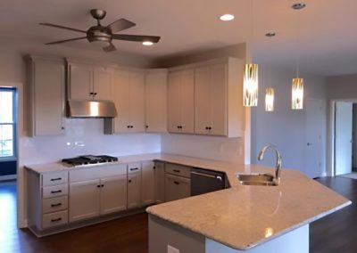 Image of Kitchen 44 - Monogram Homes - Hebron Ohio and Westerville Ohio