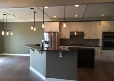 Image of Kitchen 47 - Monogram Homes - Hebron Ohio and Westerville Ohio