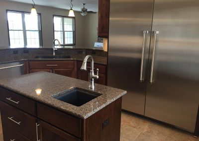 Image of Kitchen 6 - Monogram Homes - Hebron Ohio and Westerville Ohio